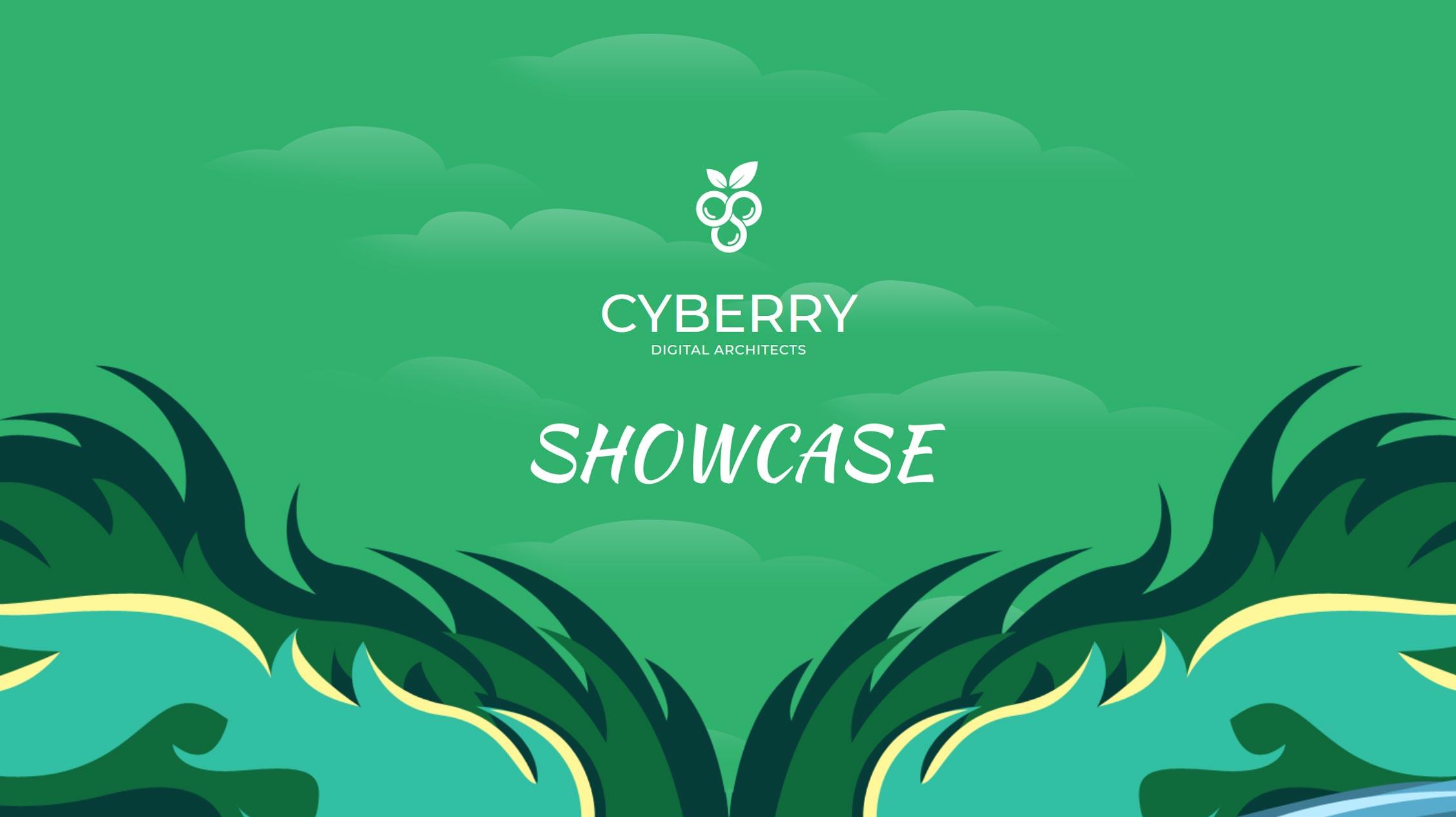 Cyberry-Showcase